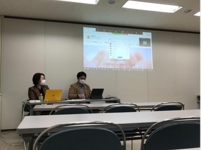 KYOUKOU(強度行動障がい勉強会)第30回にて